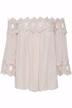 CREAM Bea Lace Blouse