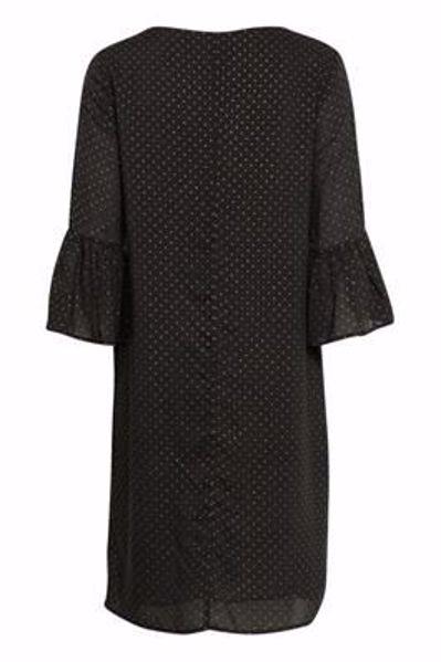 PULZ Viana 3/4 sl. Dress