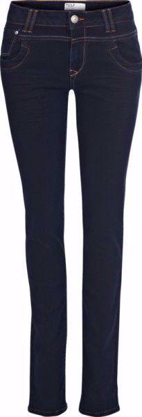 PULZ Tenna straight jeans - Highwaisr