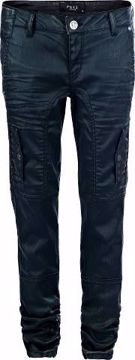 PULZ Faylinn jeans - Black