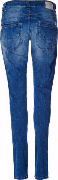 PULZ Melina loose jeans Light Blue
