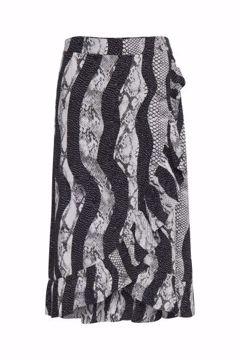 PULZ Snake Skirt
