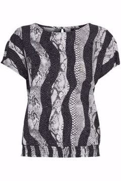 PULZ Snake Wing Blouse