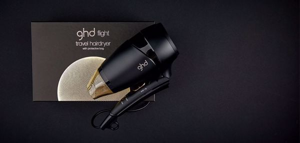 ghd Flight Travel Hair Dryer